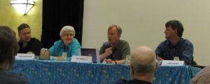 Craig Butler, Joan Saberhagen, Ian Tregillis, Josh Gentry