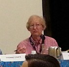 Connie Willis on the Ten SF Worlds You Need to Visit panel, Bubonicon 2014