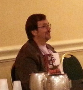 David Lee Summers at Bubonicon 2014